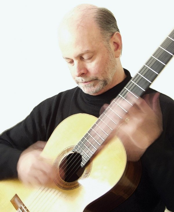 Christopher McGuire - Classical Guitarist