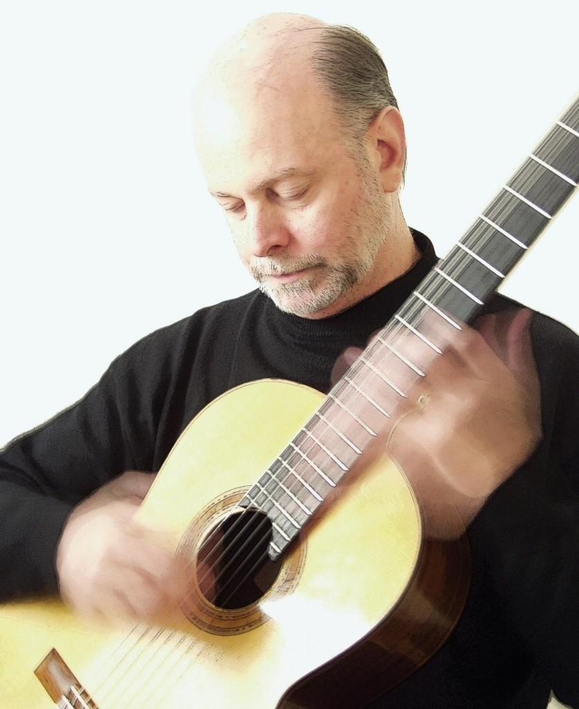 Christopher McGuire - Classical Guitarist